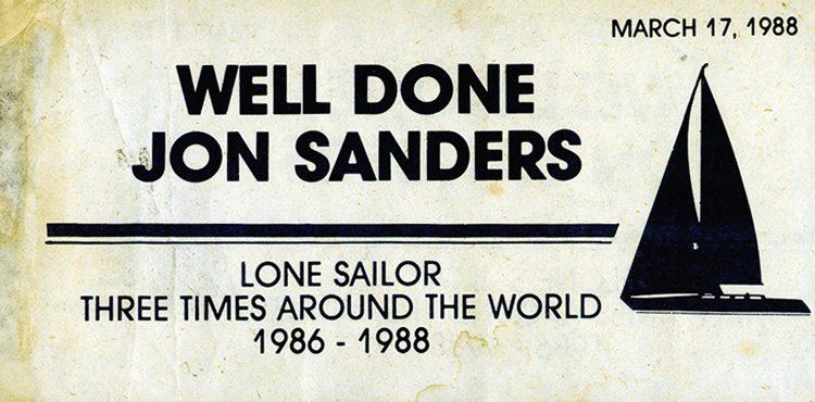 Lone Sailor Flag