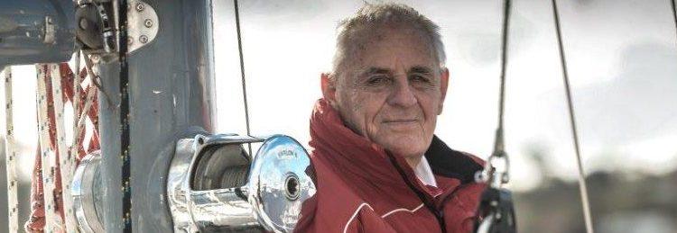 Yachtsman Jon Sanders