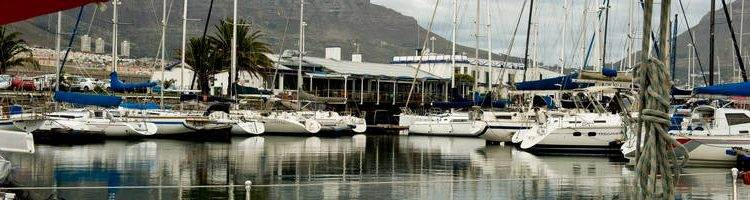 Royal Cape Yacht Club, Table Bay, Cape Town.