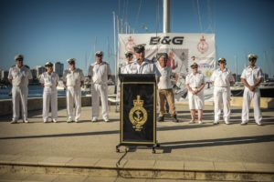 Jon Sanders 'Welcome Home' Royal Perth Yacht Club